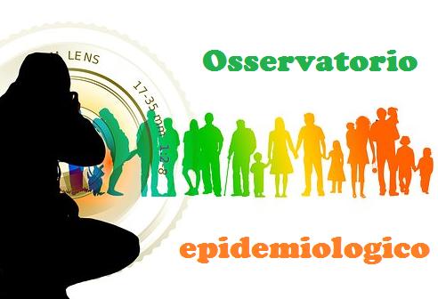 Collegamento a pagina web Osservatorio epidemiologico